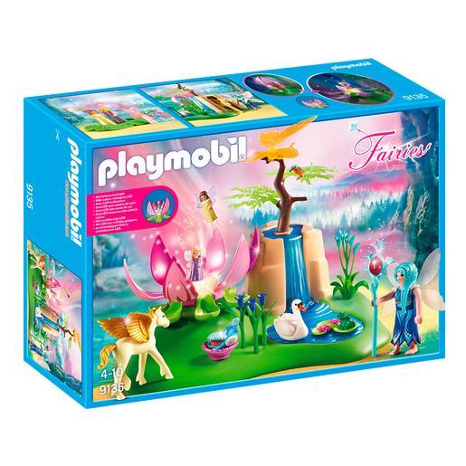 Playmobil - Lago Con Hadas - 9135