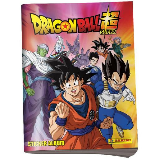 Dragon Ball - Álbum de Cromos Dragon Ball Super