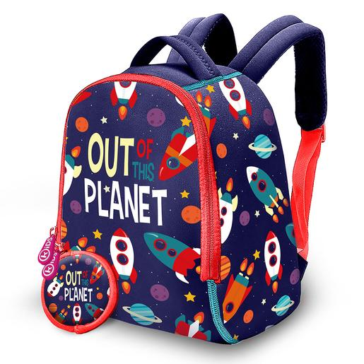 Mochila de Neopreno Out Planet 25 cm