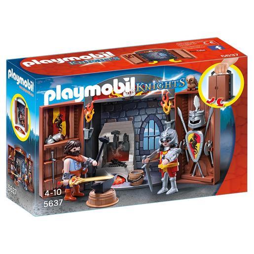 Playmobil - Cofre Caballeros - 5637
