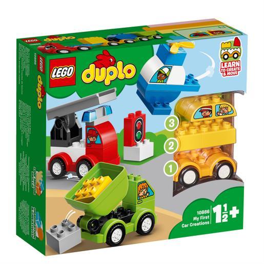 LEGO DUPLO - Mis Primeros Coches - 10886