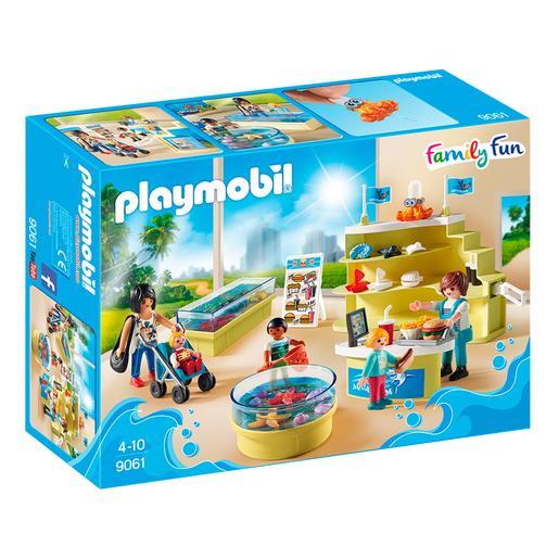 Playmobil - Tienda del Acuario - 9061