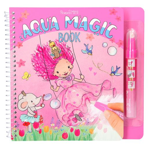 Aqua magic book Princess Mimi