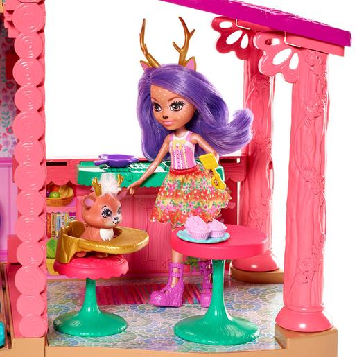 Enchantimals - Supercasa del Bosque y Danessa Deer