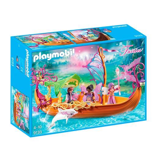 Playmobil - Barco Romántico de las Hadas - 9133