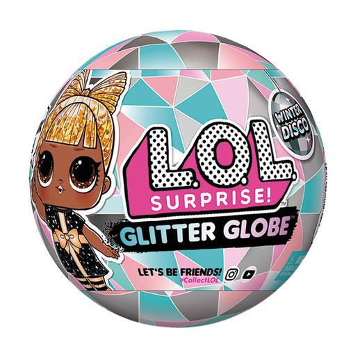 LOL Surprise - Glitter Globe - Winter Disco (varios modelos)