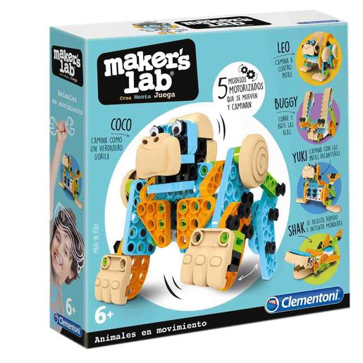 Maker's Lab Animales en Movimento