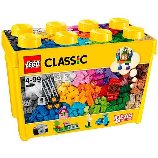 LEGO Classic - Caja de Ladrillos Creativos Grande - 10698