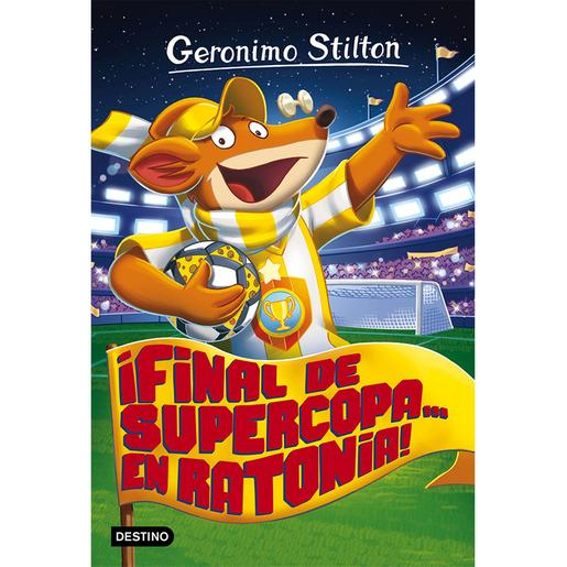 Geronimo Stilton - Final de Supercopa en Ratonia