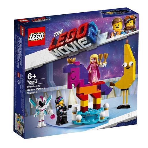 LEGO La Película 2 - Se Presenta la Reina Soyloque Quiera - 70824