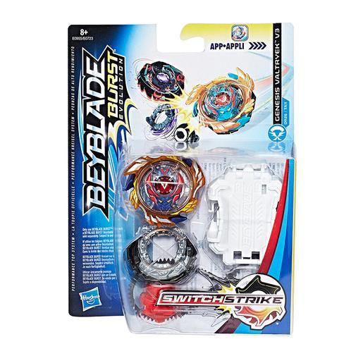 Beyblade - Peonza con Lanzador Switchstrike (varios modelos)