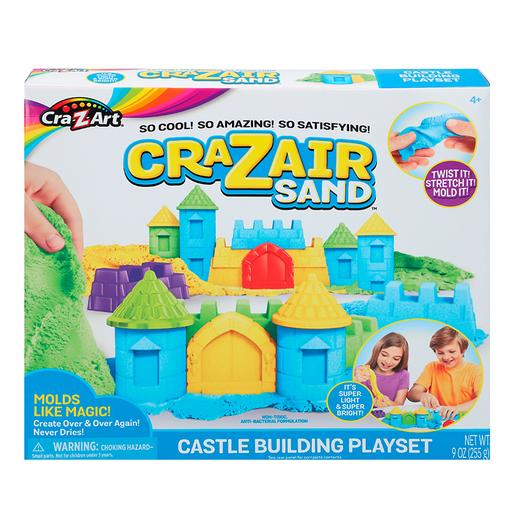 Cra-Z-Art - Set Arena Mágica Cra-Z-Satisfying Castillos