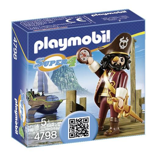 Playmobil - Sharkbeard - 4798