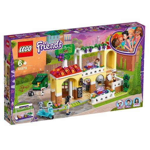 LEGO Friends - Restaurante de Heartlake City 41379