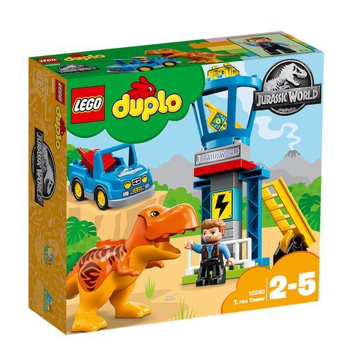 LEGO Duplo - Torre del T. Rex - 10880
