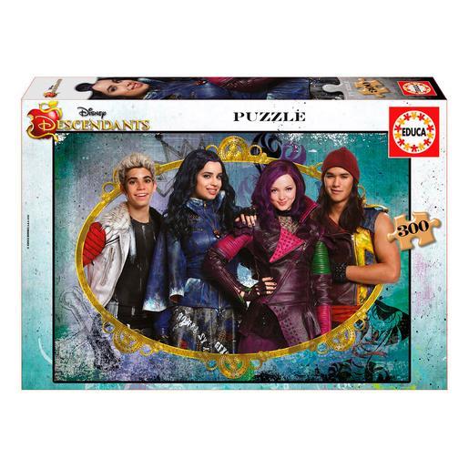 Educa Borras - Los Descendientes - Puzzle 300 Piezas