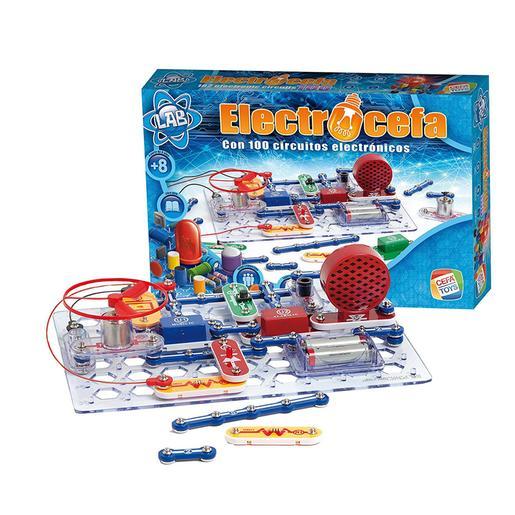 Juego de Electrónica Electrocefa