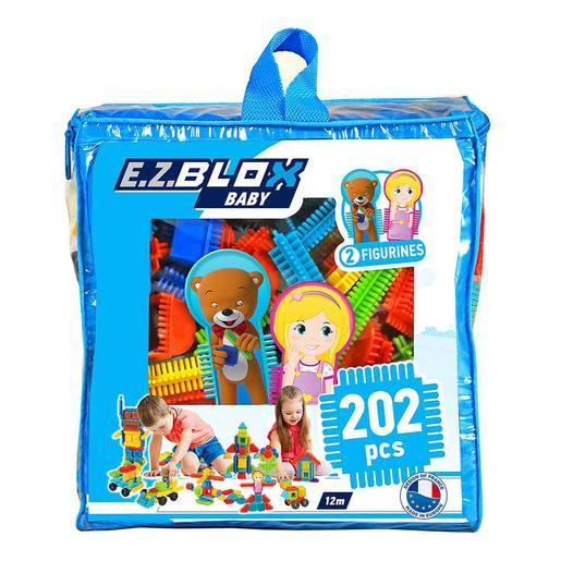 EZ Blox - Pack 200 Bloques de Construcción (varios modelos)