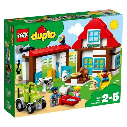 LEGO DUPLO - Aventuras en la Granja - 10869