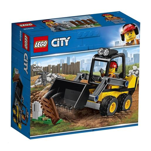 LEGO City - Retrocargadora - 60219