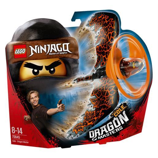 LEGO Ninjago - Cole Maestro del Dragón - 70645