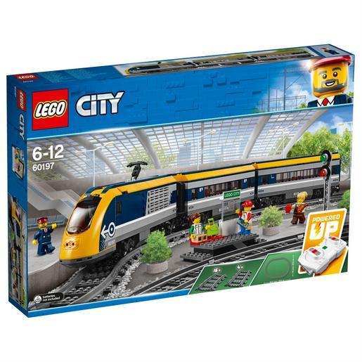 LEGO City - Tren de Pasajeros - 60197