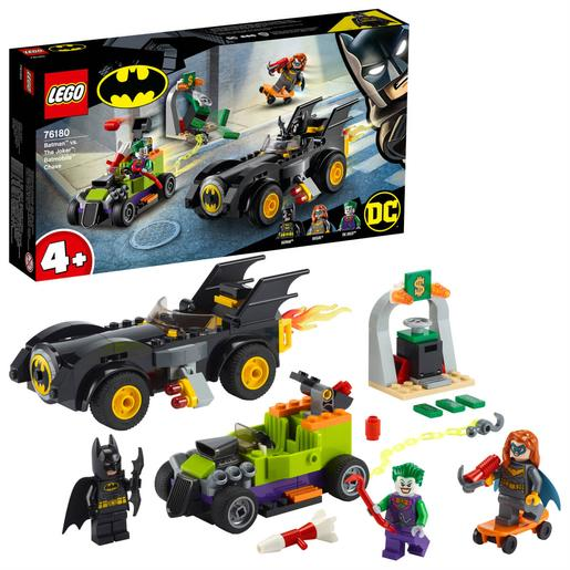 LEGO Superhéroes - Batman vs. The Joker: persecución en el Batmobile - 76180