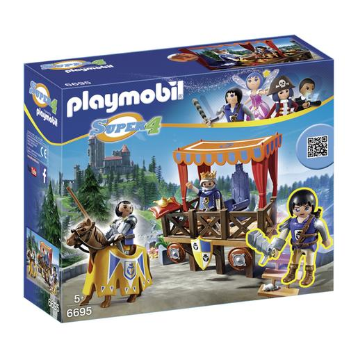 Playmobil - Tribuno Real con Alex - 6695