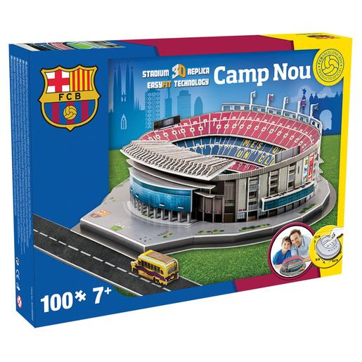 Puzzle 3D Estadio Nou Camp