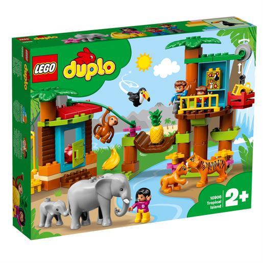 LEGO DUPLO - Isla Tropical - 10906