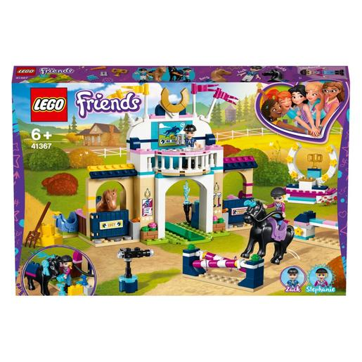 LEGO Friends - Concurso de Saltos de Stephanie - 41367