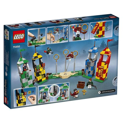 LEGO Harry Potter - Partido de Quidditch - 75956