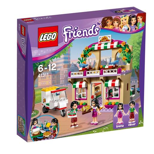 LEGO Friends - Pizzería de Heartlake - 41311