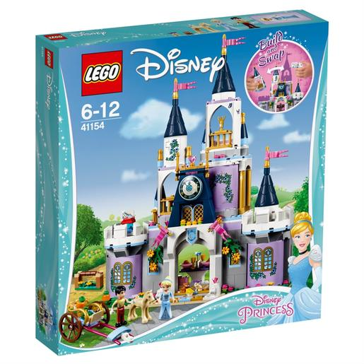LEGO Disney Princess - Castillo de ensueño de Cenicienta - 41154