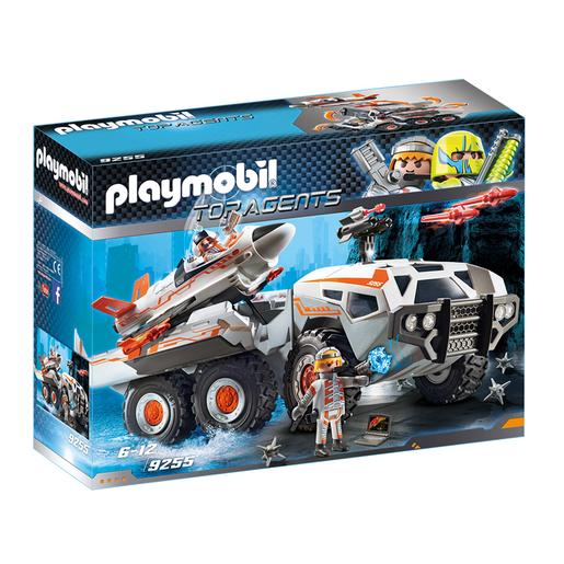 Playmobil - Camión Spy Team - 9255