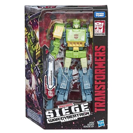 Transformers - Springer - Figura War for Cybertron: Siege