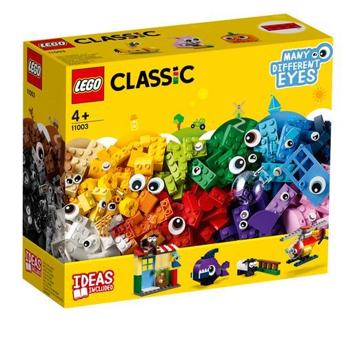 LEGO Classic - Ladrillos y Ojos - 11003