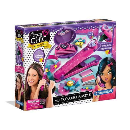 Crazy Chic Decora tu cabello