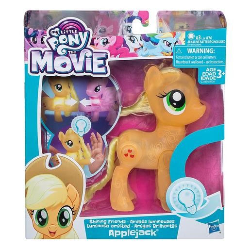 My Little Pony - Applejack - Luminosa Amistad