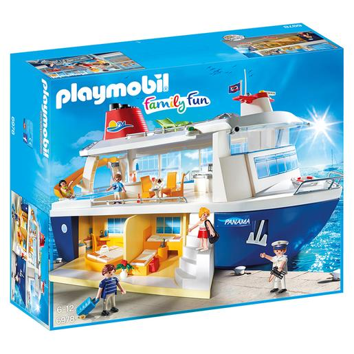 Playmobil - Crucero - 6978