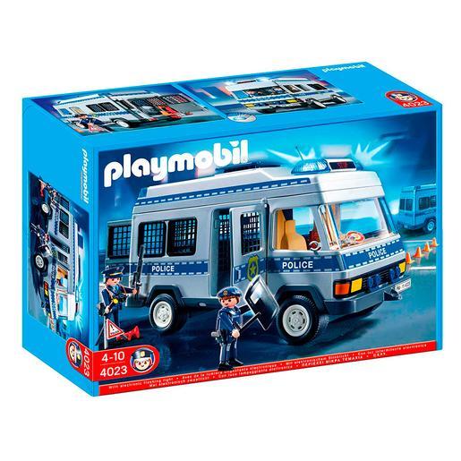 Playmobil - Furgón de Policía - 4023