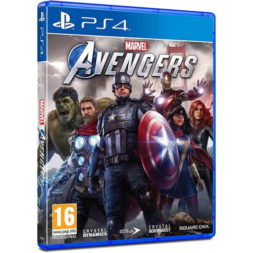 PS4 - Marvel Avengers