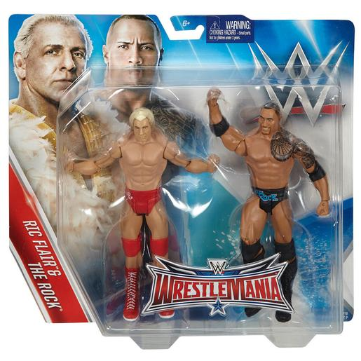 WWE - Pack de Batalla Wrestlemania (varios modelos)