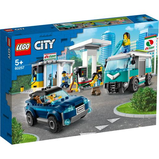 LEGO City - Gasolinera - 60257