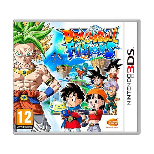 Nintendo 3DS - Dragon Ball Fusion