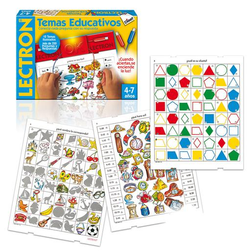 Lectron - Temas Educativos