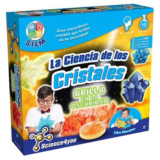 Science4you - La Ciencia de Los Cristales