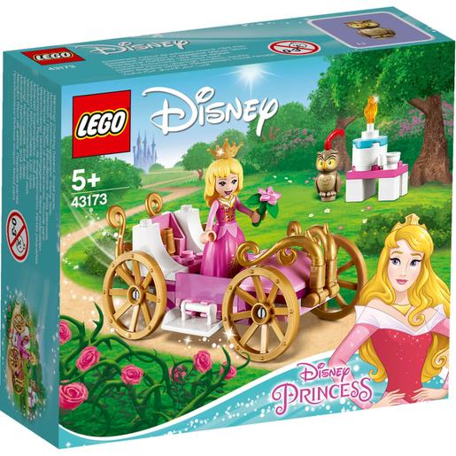 LEGO Disney Princess - Carruaje Real de Aurora - 43173