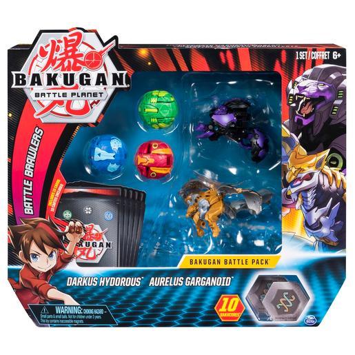 Bakugan - Battle Pack (varios modelos)