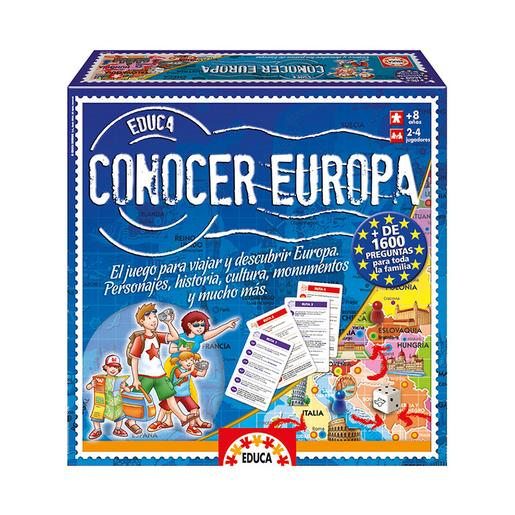 Educa Borrás - Conocer Europa